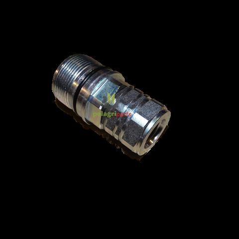 Szybkozłącze gniazdo wielkość dn 20  gw. wew. 22 x 1.5 mm stkmbg4m22