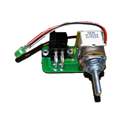 Potencjometr klimatyzacji fendt z diodą g515550070020