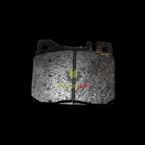 Klocki hamulcowe claas dominator mega lexion 637606 / 643692 kpl. 1 szt.
