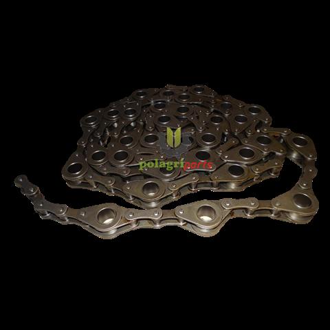 łańcuch prasy krone kr ca650/4l z mocowaniem na rurki kpl. 31 uchwytów