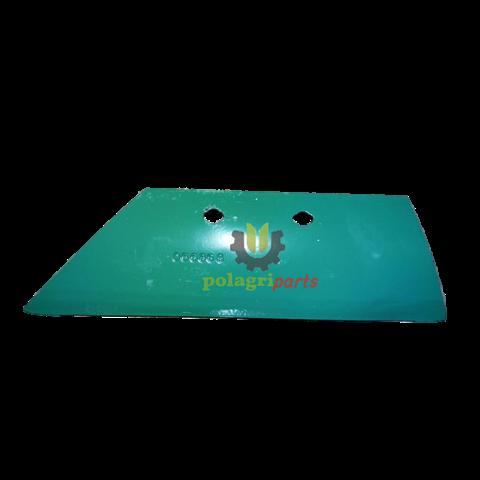 Lemiesz przedpłużka prawy 8, 9 kverneland vulcan 066868