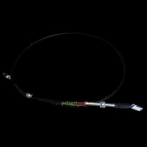 Linka gazu nożnego renault tx 6  cyl. 2180 mm 7700046324