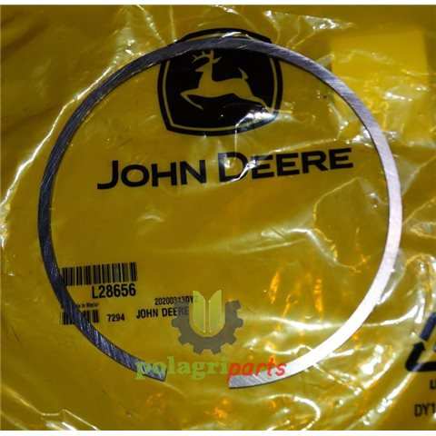 Pierścień tłokowy l28656 john deere