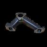 Kolektor wydechowy MF-4 37781333, 735826M1
