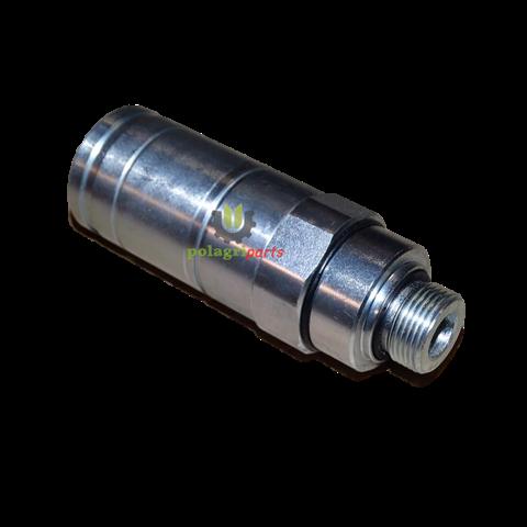 Szybkozłącze gniazdo hydraulikim 22 x 1,5 krótki gwint jak faster 6000107, 3cfpv12215f , 66781600107