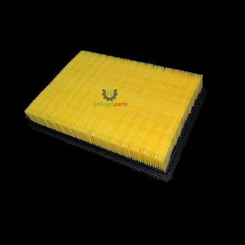 Filtr kabinowy kpg1051 , 47984110,  1-34-584-630   , 243 x 173 mm