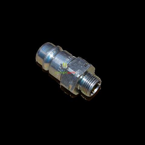 Szybkozłącze wtyka ks 12l (m18x1,5) dn12-bg3  87000601 , skpm12l18n