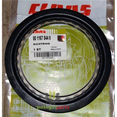 Pierścień metalowy claas 0011678440