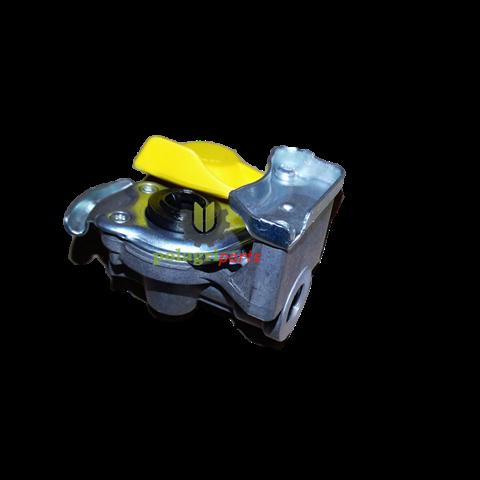 Złącze pneunatyczne wabco żółte  m16 9522002220