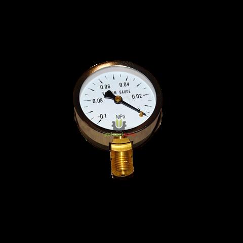 Wakuometr dojarki, 63 mm, przyłącze m12x1.5 1580010550
