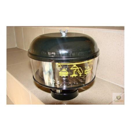 Filtr powietrza odstojnik kurzu kompletny MF JD 1693129M1