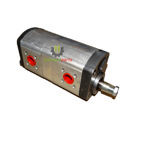 Pompa hydrauliczna zębata podwójna khd-fendt 19+11 cc zam. 1pn/1pn/119 22a19x095 0510665368, 0510665343 01174210