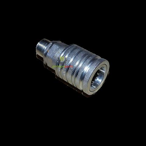 Szybkozłącze gniazdo gw. zew. 20x1.5 qcpf12u20