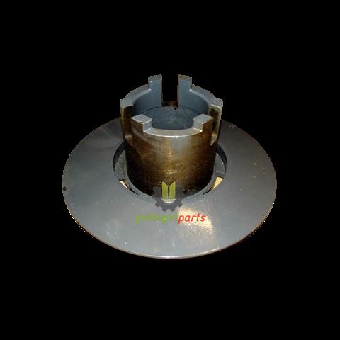 Połówka koła pływającego wialni claas 603402
