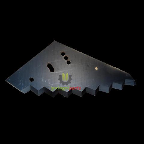 Nóż paszowozu sano vertical 8mm napawany zam