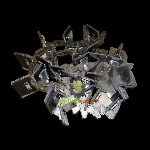 łańcuch podajnika ziarnowego kpl. z łopatkami 34 claas 605456 , b122496 38.4vb/sd - 36-l