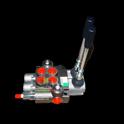 Rozdzielacz hydrauliczny 2 sekcyjny 40l agtech 66787000921