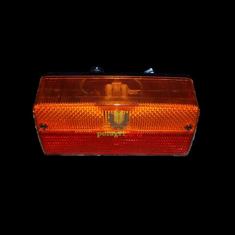 Lampa tylna hella 2va 007 502-061