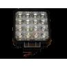 LAMPA ROBOCZA LED 16 LED KWADRAT 12 / 24 V 540000020084