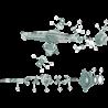 Łożysko Zwrotnicy CA0213726 N14373 27,8x52,2x15,8