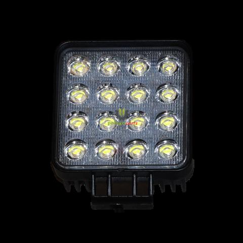 HALOGEN LED 48W 16 X 3W AGV 3070 LUMENÓW 9-32V , 990310015