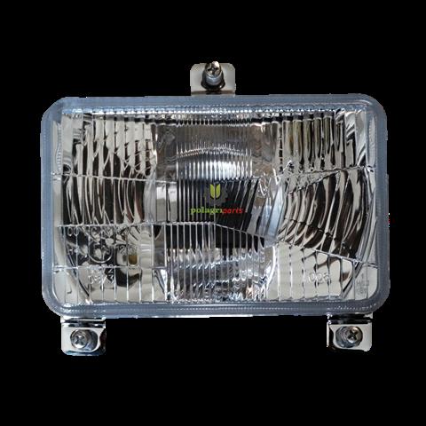 Lampa przednia case cs ford lewa prawa  134672040, 134672050