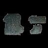 TAPICERKA SIEDZENIA PASAŻERA FENDT G716501500011 24006373 ( KPL 3 SZT )
