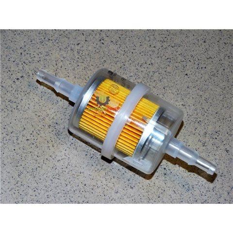 Filtr paliwa fi 10 mm przepływowy plastik ursus vf1699m3